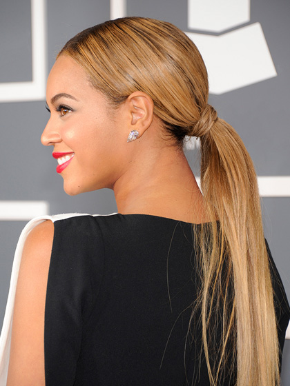 beyonce-ponytail-hairstyle