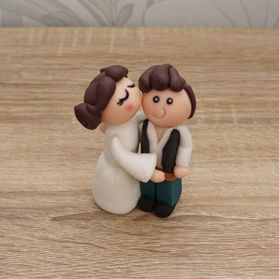leia-y-han-solo-cake-topper